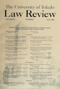 university of toledo law review