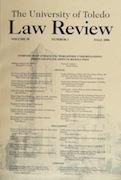 university of toledo law review